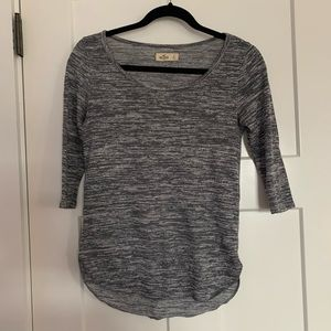 ❗️Hollister 1/4 Sleeve Shirt